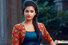 What is Keerthy Suresh's role in Remo?