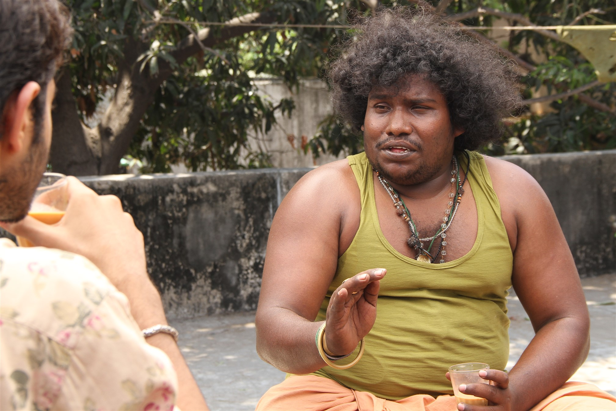 Butler Balu Movie Stills