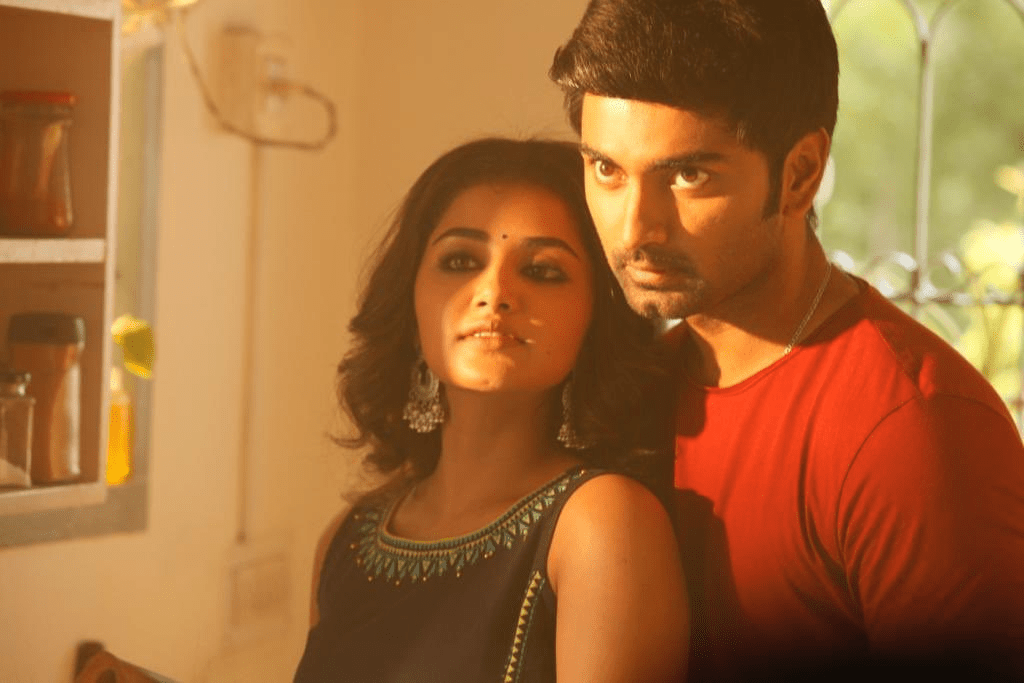 Atharvaa Murali's next in final stage