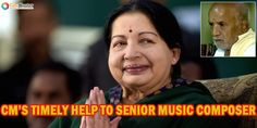 CM's timely help to senior music composer