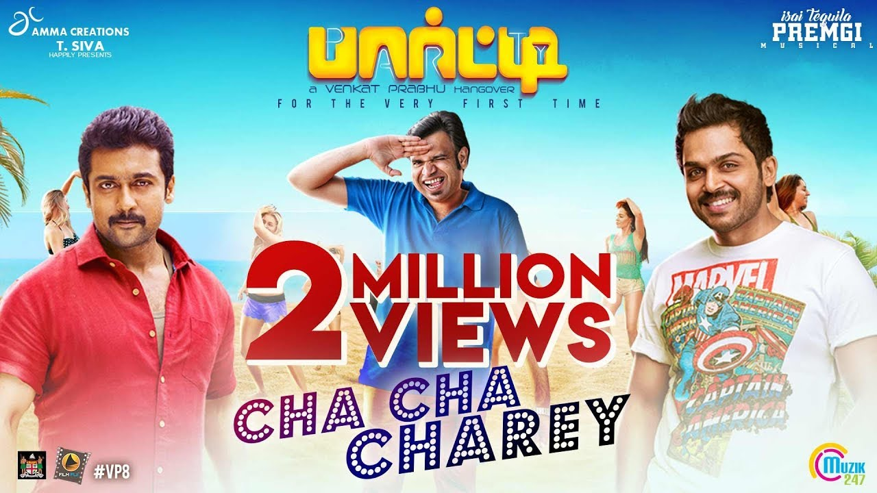 Cha Cha Charey Song Making Video