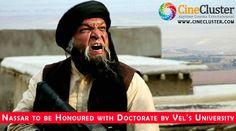 Doctorate for Nasser