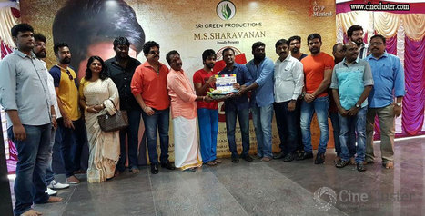 GV Prakash's next starts with a formal pooja