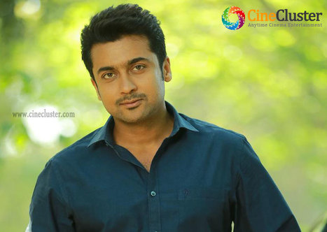 Who will direct Suriya's next?