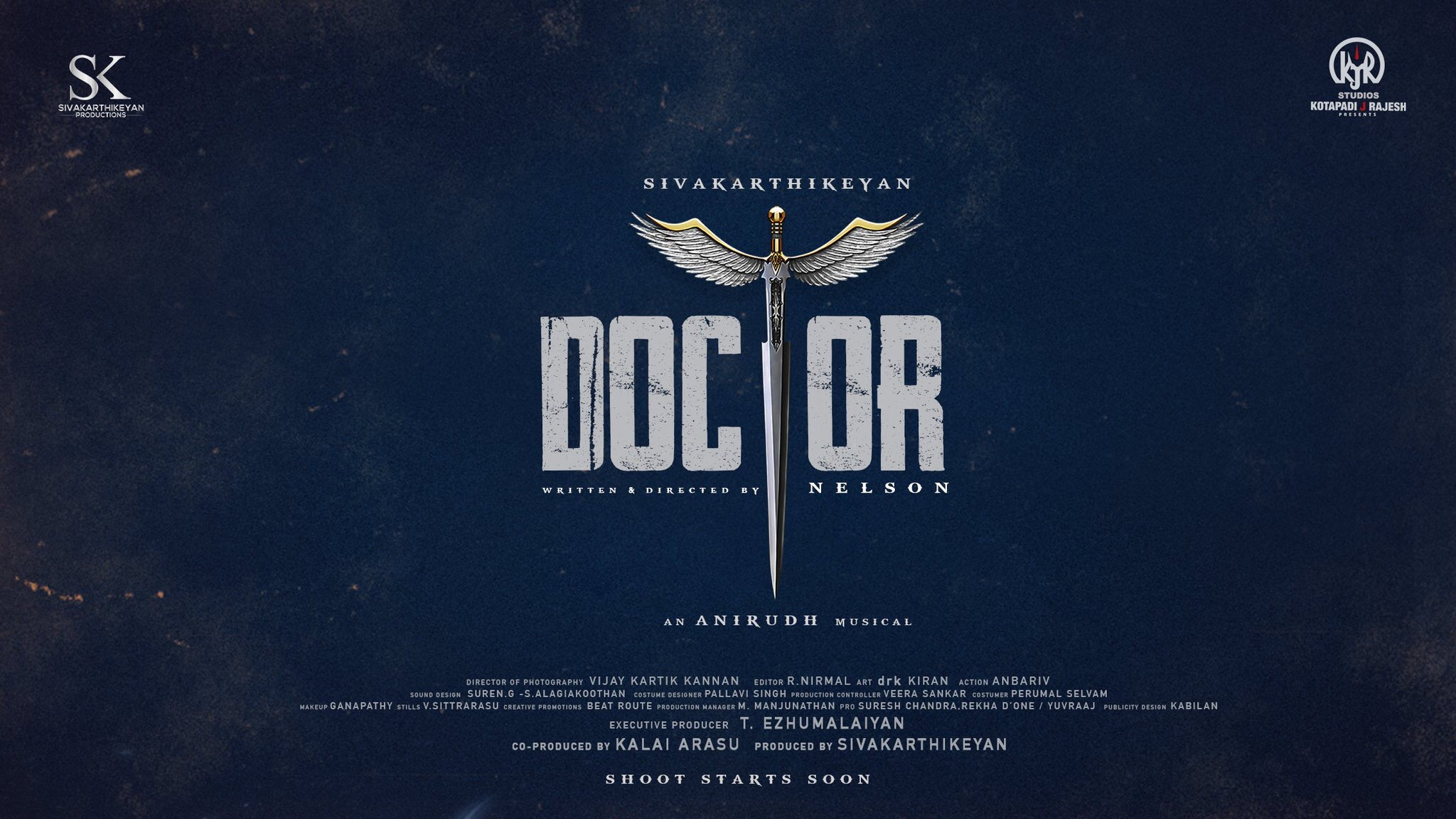 Doctor Title look Video