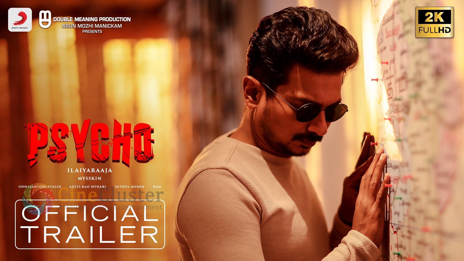 Psycho Trailer (Tamil)