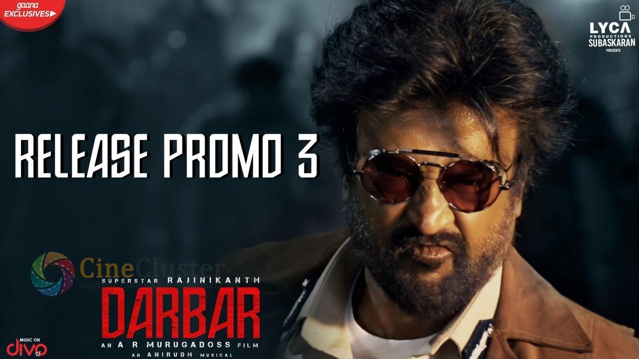DARBAR Release Promo 3