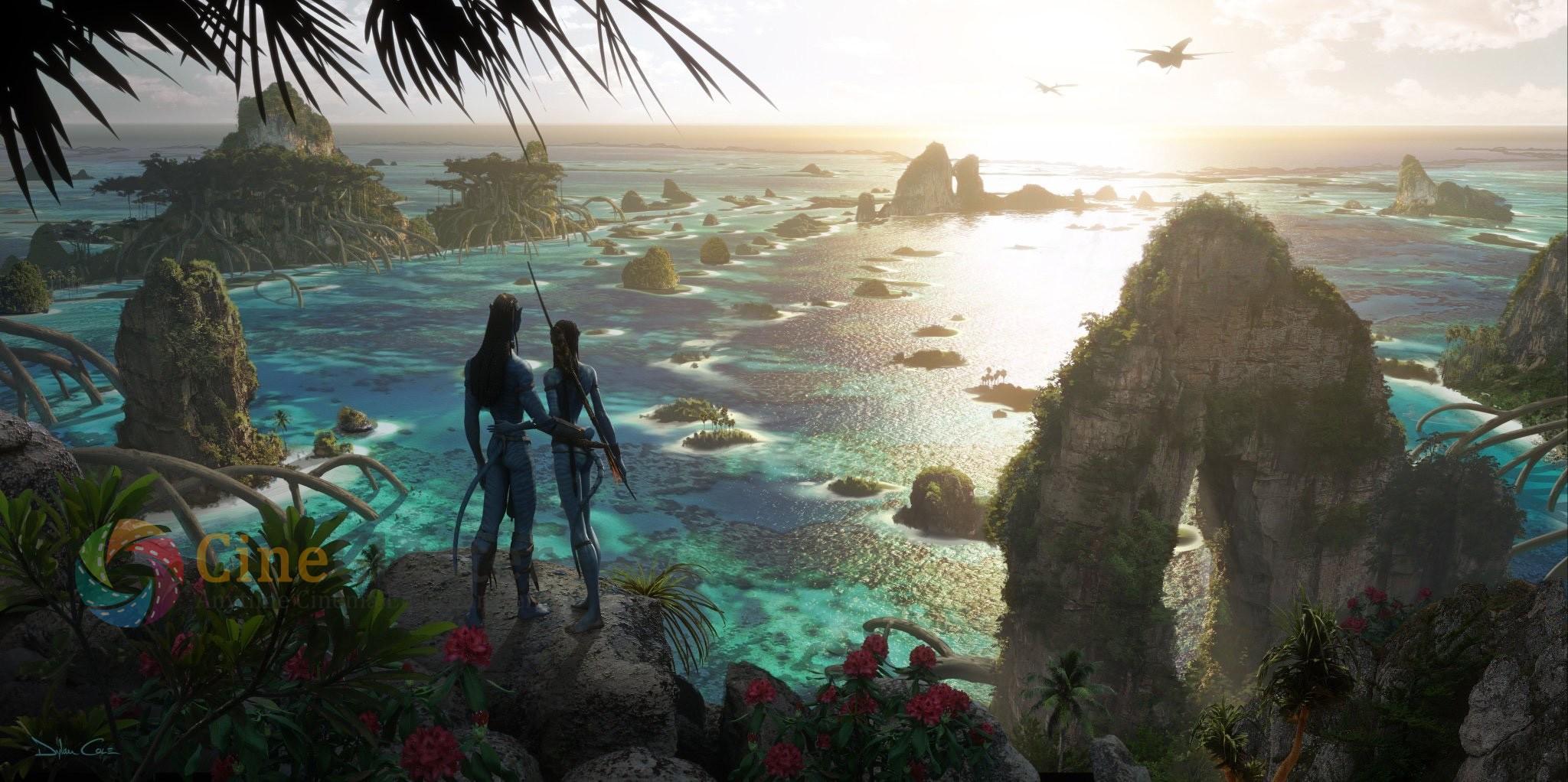 Avatar 2 stills