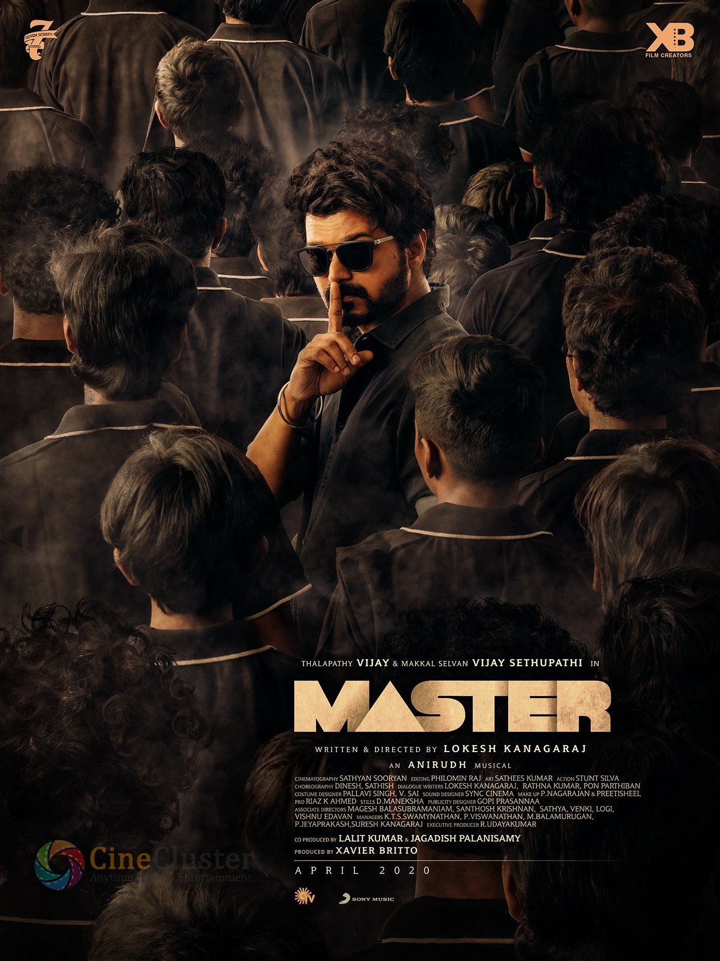 Master Posters
