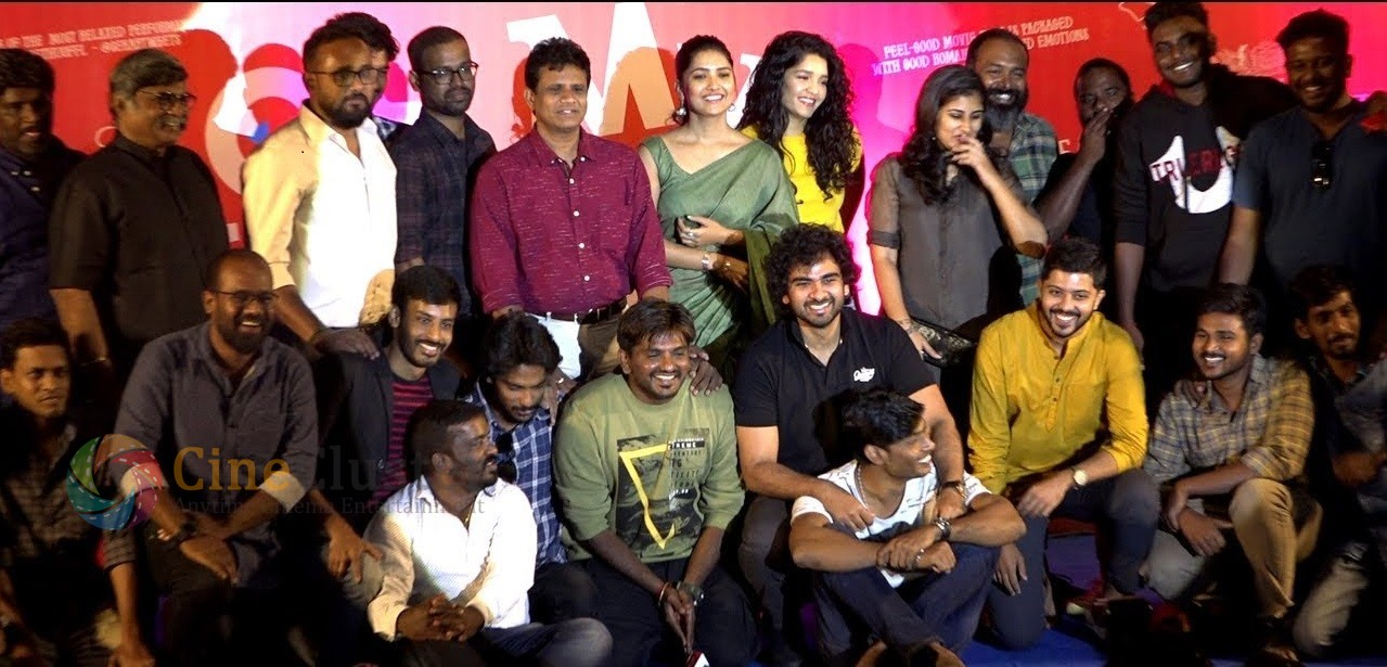 Oh My Kadavule Success Meet Stills