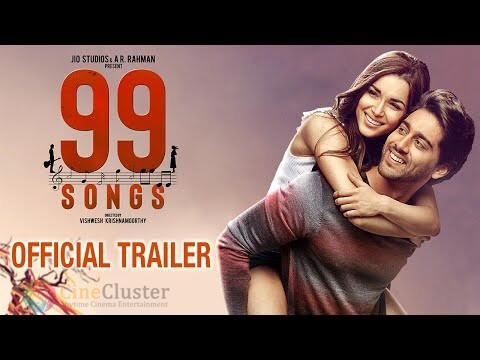 99 SONGS Official Trailer