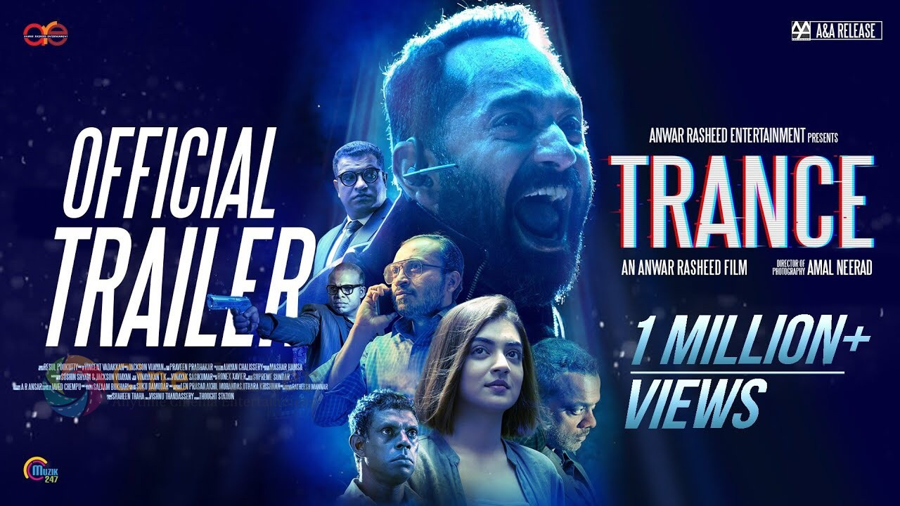 Trance Official Trailer