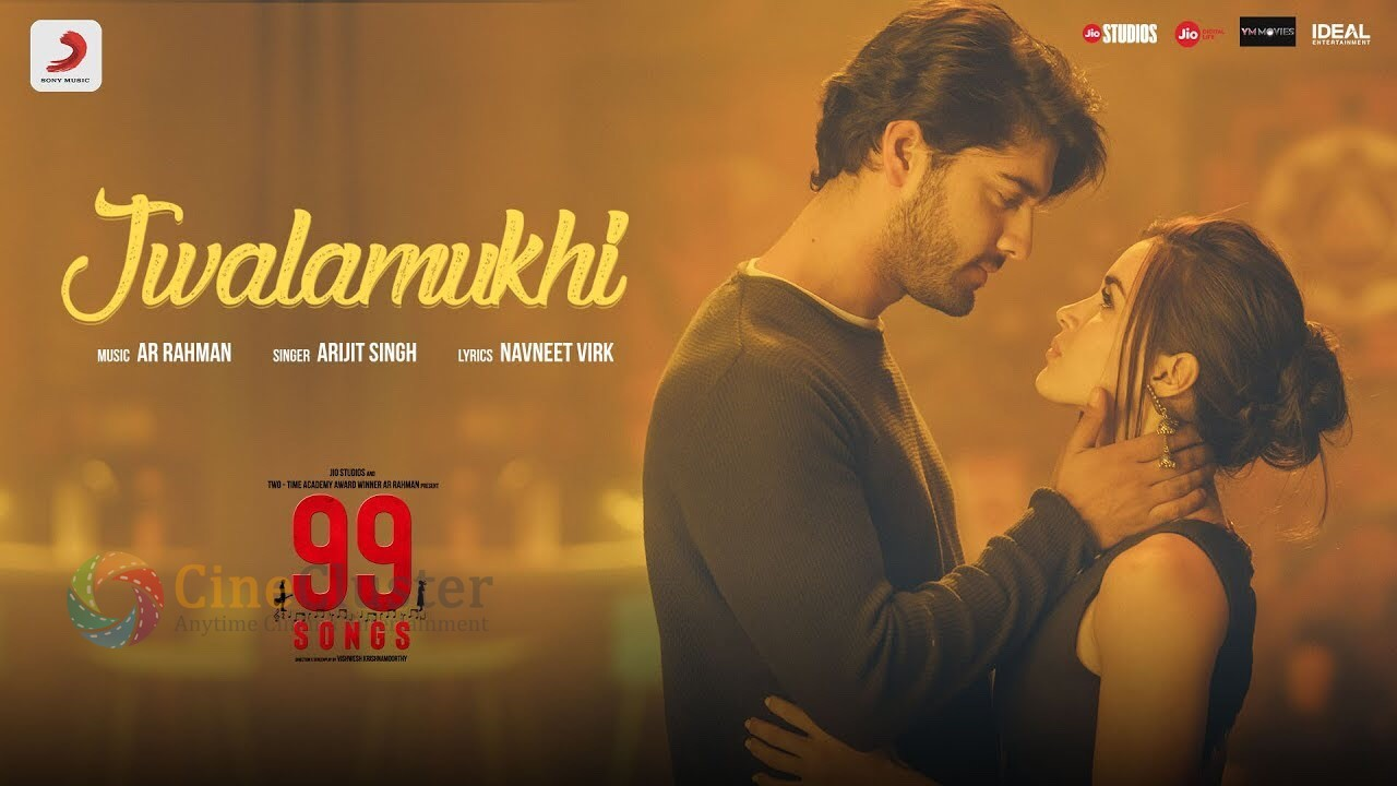 Jwalamukhi Official Music Video