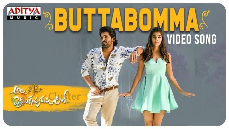 ButtaBomma Full Video Song