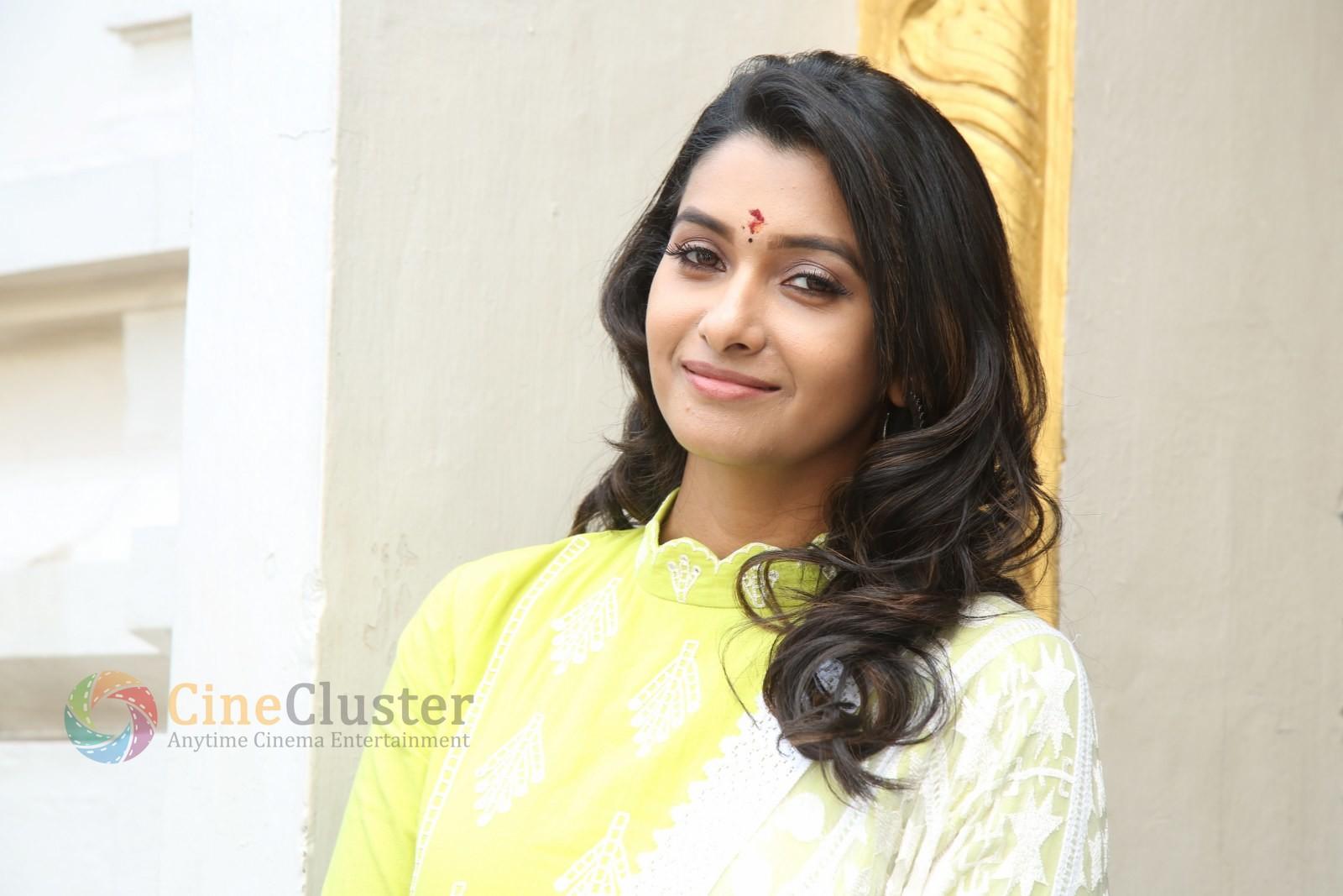 Priya Bhavani Shankar at Aham Brahmasmi Film launch