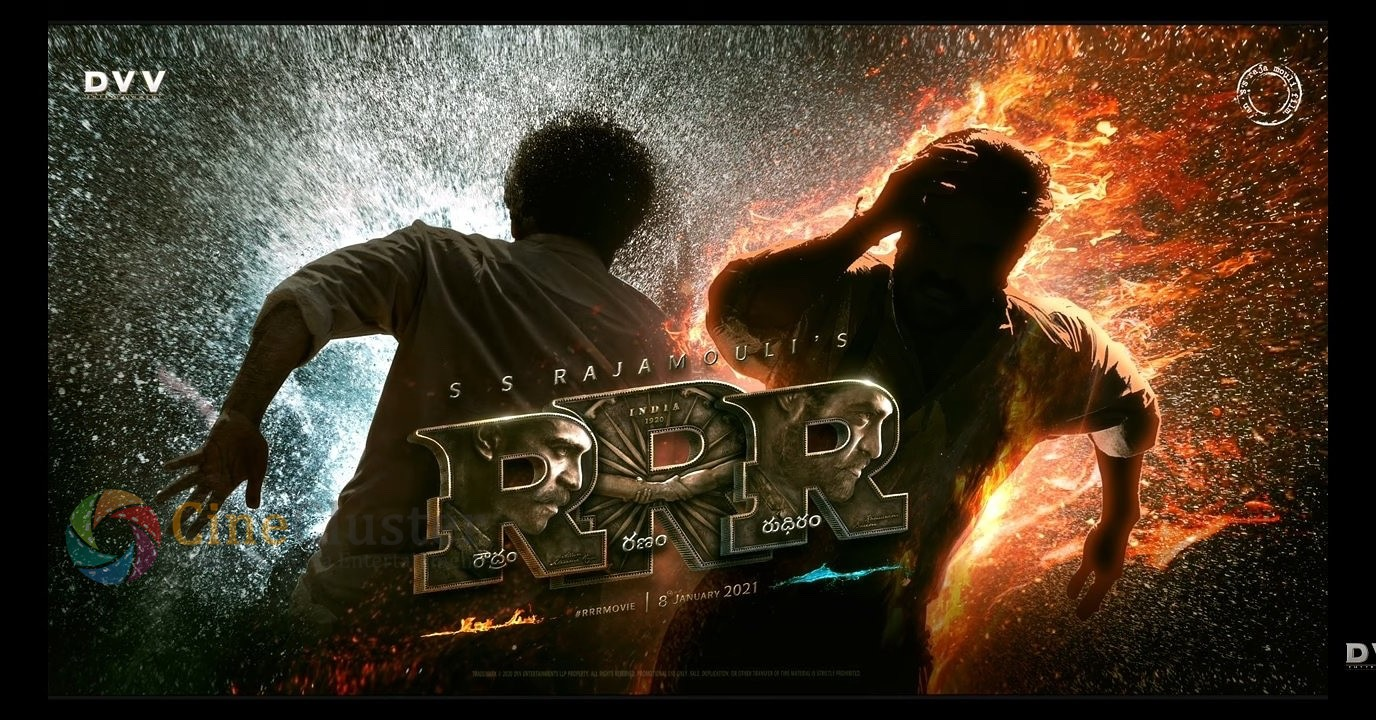 Bheem For Ramaraju – Ram Charan's Look from RRR
