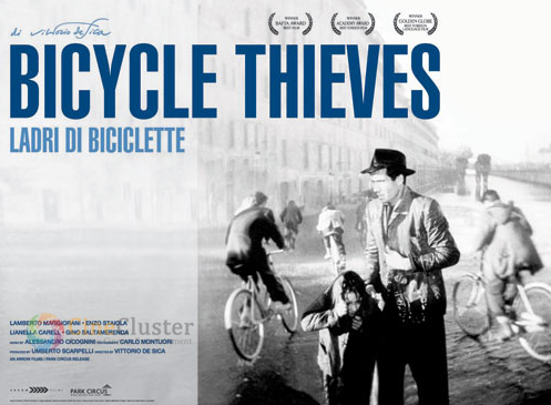Blast To The Past: Movie Analysis: Bicycle Thieves