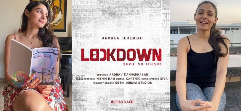 Andrea's Official Lockdown Short Film
