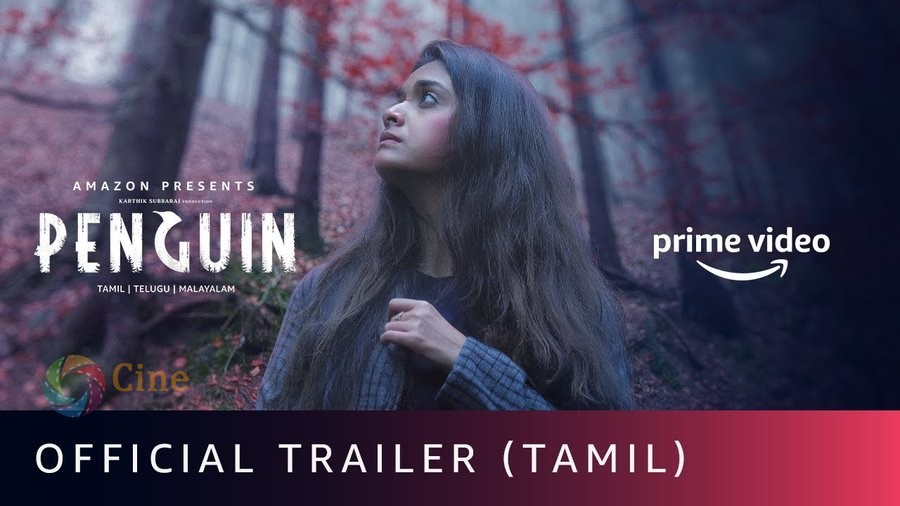 Penguin Official Trailer (Tamil)