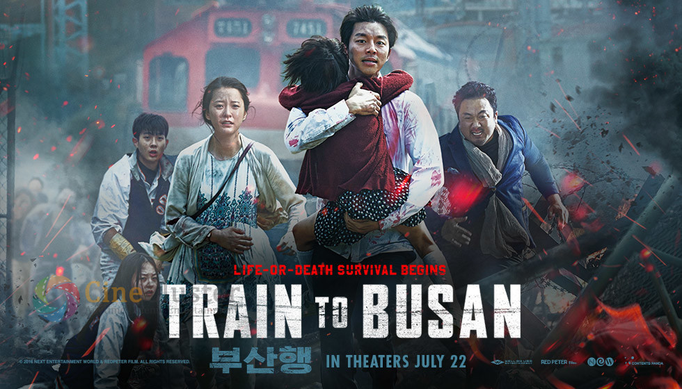 Movie Suggestion for the Week : Train to Busan