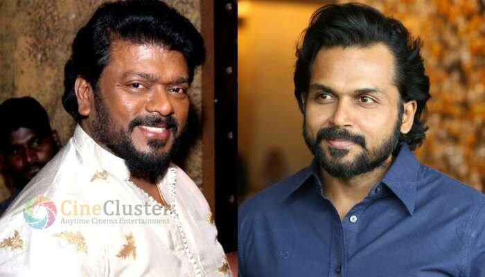 KARTHI AND PARTHIBAN JOIN HANDS FOR THE REMAKE OF THIS HIT MALAYALAM FILM