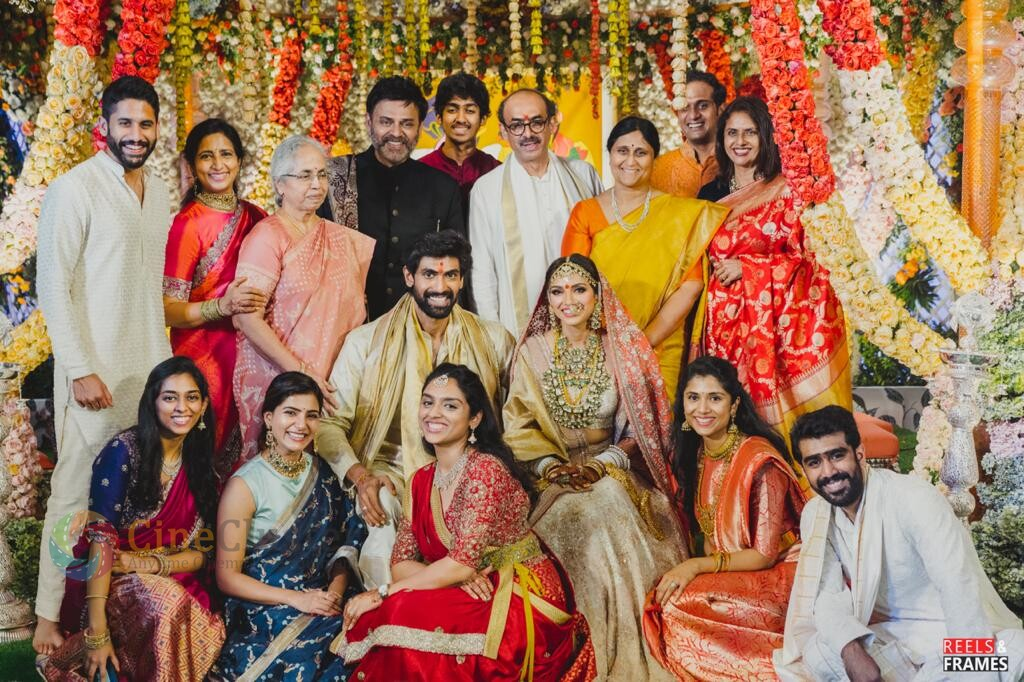 Rana Daggubati and Miheeka Bajaj Wedding Video