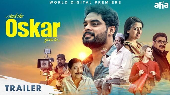 And The Oskar Goes To (Telugu Trailer)