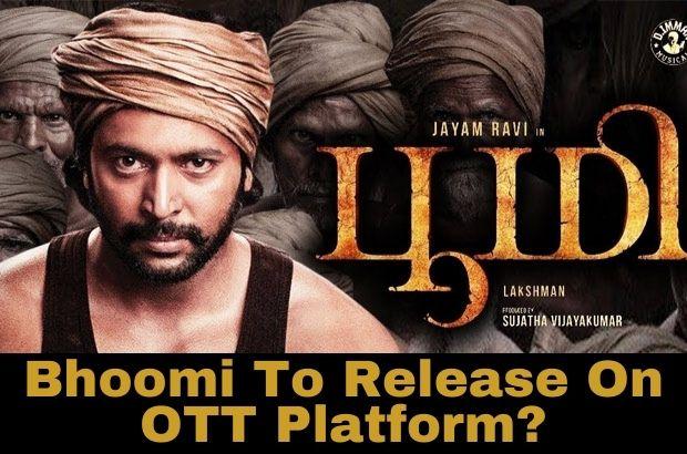 Bhoomi to release on OTT Platform?