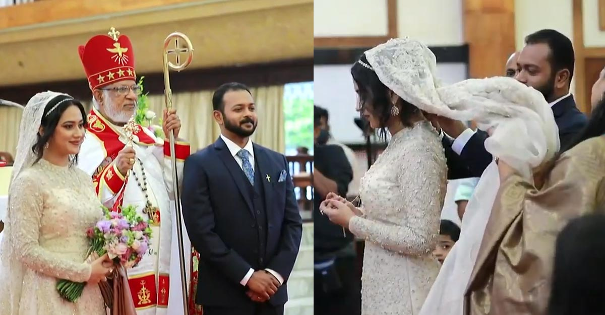 MIYA GETS MARRIED TO BUSINESSMAN ASHWIN PHILIP