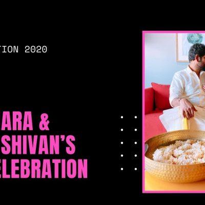 Nayanthara and Vignesh Shivan's Onam Celebration Pics go Viral