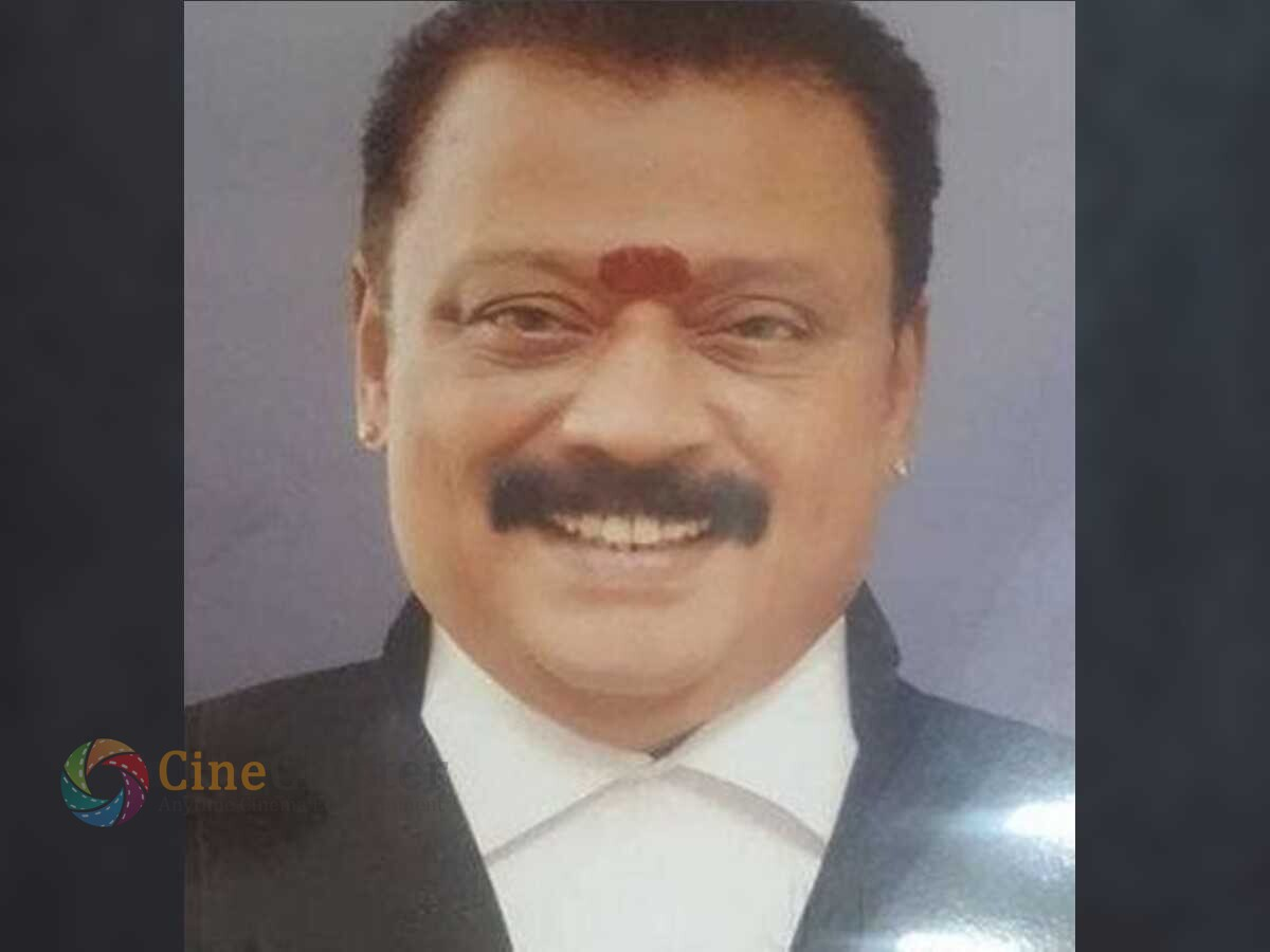 RIP- FAMOUS LAWYER AND ACTOR DURAIPANDIAN