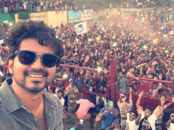 THALAPTHY'S SELFIE BECOMES THE MOST RETWEETED POST