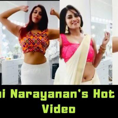 TV Actress Shivani Narayanan's Latest Hot Dance Video