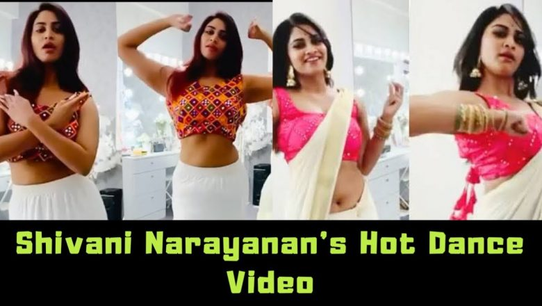 TV Actress Shivani Narayanan's Latest Hot Dance Video
