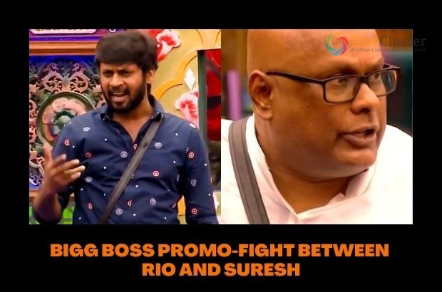 BIGG BOSS PROMO-FIGHT BETWEEN RIO AND SURESH