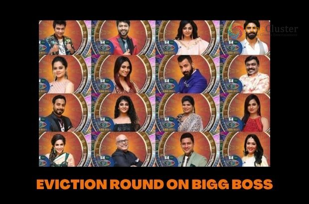 EVICTION ROUND ON BIGG BOSS