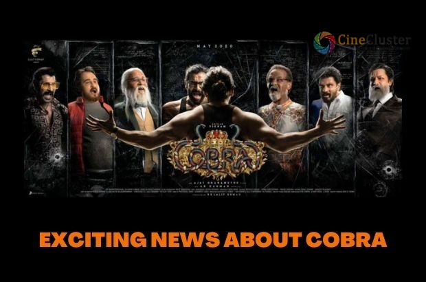 EXCITING NEWS ABOUT COBRA