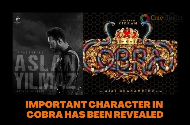 IMPORTANT CHARACTER IN COBRA HAS BEEN REVEALED