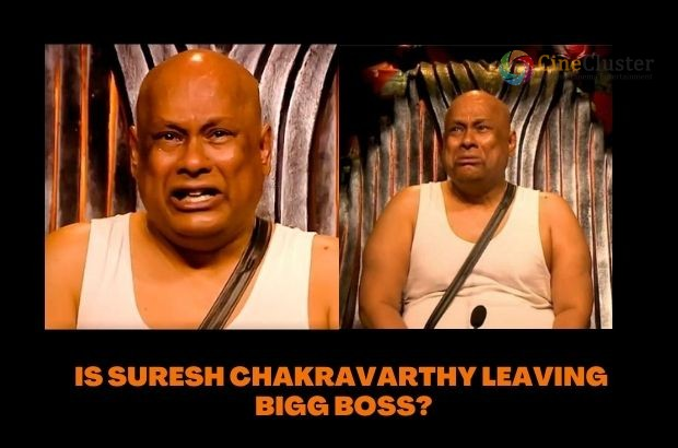 IS SURESH CHAKRAVARTHY LEAVING BIGG BOSS?