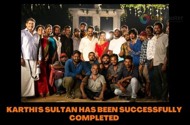 KARTHI'S SULTAN HAS BEEN SUCCESSFULLY COMPLETED