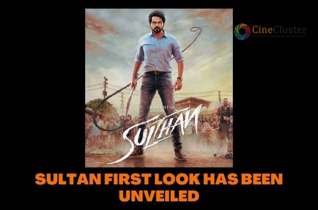 SULTAN FIRST LOOK HAS BEEN UNVEILED
