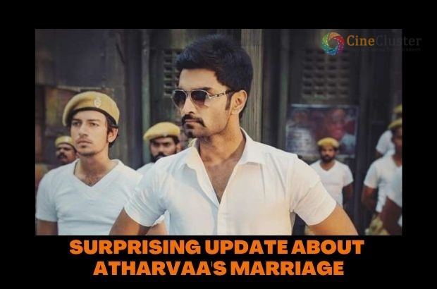 SURPRISING UPDATE ABOUT ATHARVAA'S MARRIAGE