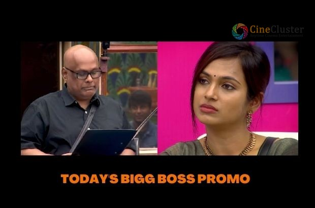 TODAY'S BIGG BOSS PROMO