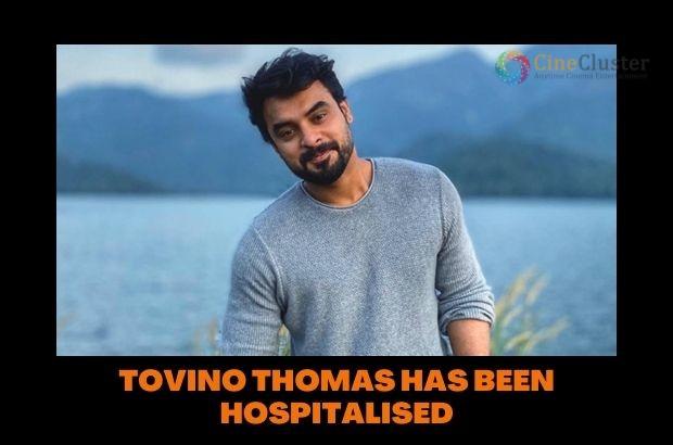 TOVINO THOMAS HAS BEEN HOSPITALISED