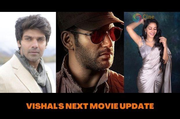 VISHAL'S NEXT MOVIE UPDATE