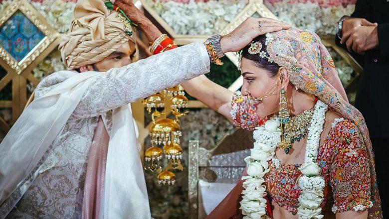 Kajal Aggarwal Wedding Stills
