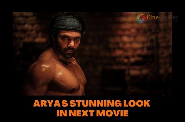 ARYA'S STUNNING LOOK IN NEXT MOVIE