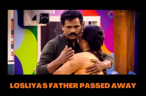 LOSLIYA'S FATHER PASSED AWAY