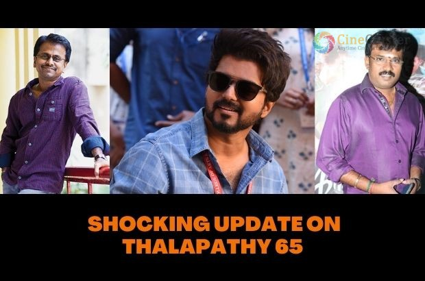 SHOCKING UPDATE ON THALAPATHY 65