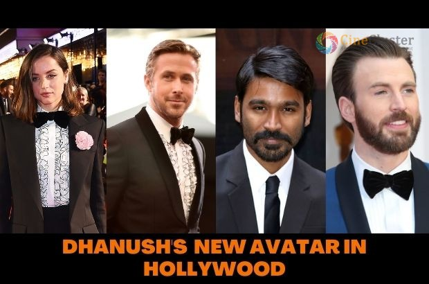 DHANUSH'S  NEW AVATAR IN HOLLYWOOD